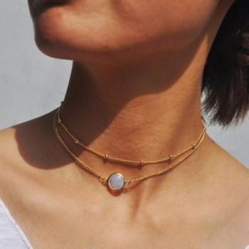 Layered Pendant Necklaces Jewelry Defiro
