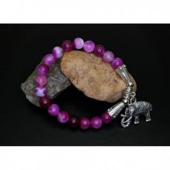 Falari Elephant Natural Bracelet B2448 FA