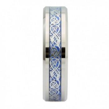 MJ Celtic Tungsten Carbide Wedding in Women's Wedding & Engagement Rings