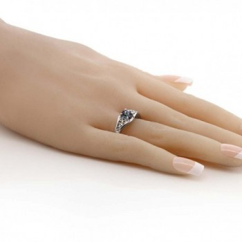 Mystic Sterling Silver Womens Available in Women's Statement Rings