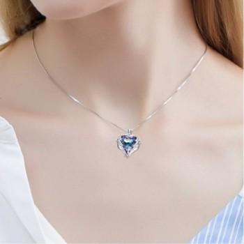 Necklaces Romantic Swarovski Necklace Birthday