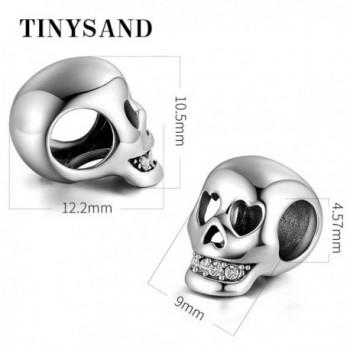 TINYSAND Jewelry Sterling Zirconia Bracelets