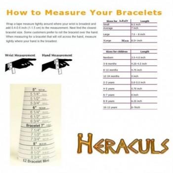 Stainless Bracelets HERACULS Womens Bracelet