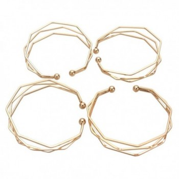 YISSION Bracelet Three Dimensional Irregular Bracelets in Women's Bangle Bracelets