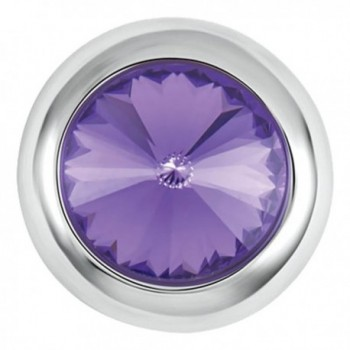 Ginger Snaps Petite Ice Purple Snap GP05-68 Interchangeable Jewelry Snap - C811SYU653B