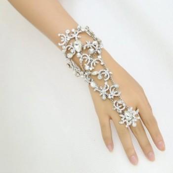 Bella Vogue Diamond chain wedding accessories NO 400