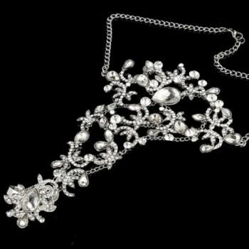 Bella Vogue Diamond chain wedding accessories NO 400 in Women's Charms & Charm Bracelets