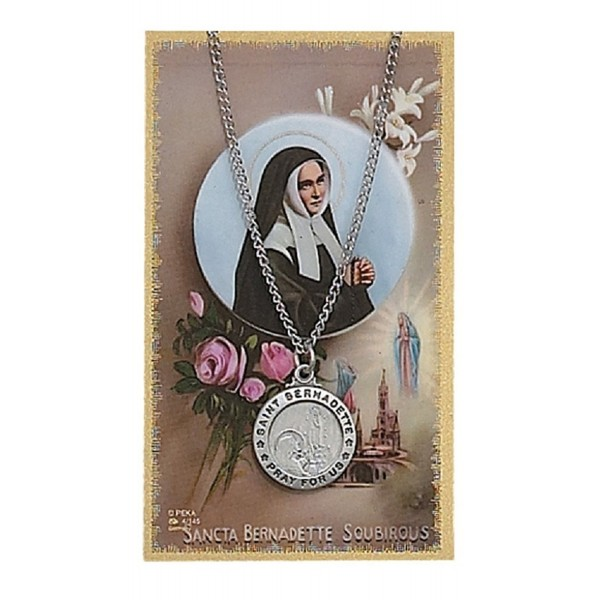 Catholic Bernadette Religious Inspirational Shepherds - CI116ST6SUP