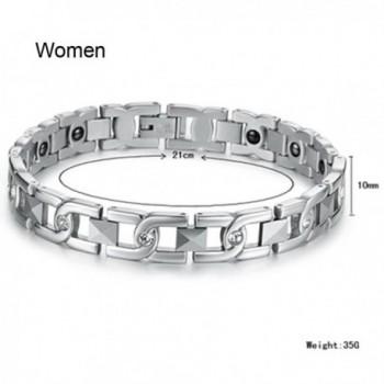 Titanium Magnetic Therapy Germanium Bracelet
