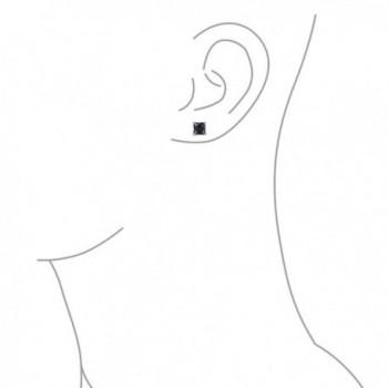 Bling Jewelry Simulated Screwback Sterling in Women's Stud Earrings