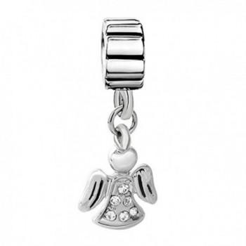 CharmSStory Synthetic Crystal Dangle Bracelets in Women's Charms & Charm Bracelets