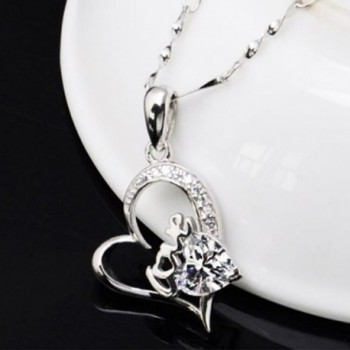 Sephla Forever Pendant Necklace Jewelry in Women's Pendants