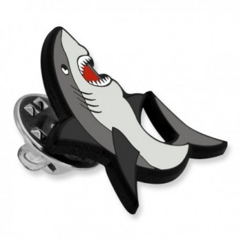 PinMarts Shark Ocean Animal Enamel