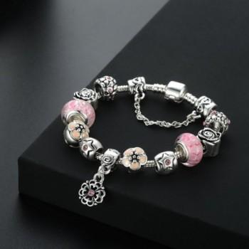 Presentski Bangle Bracelet Colorful Zirconia in Women's Bangle Bracelets