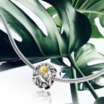 Long Way Sterling Crystal Bracelet