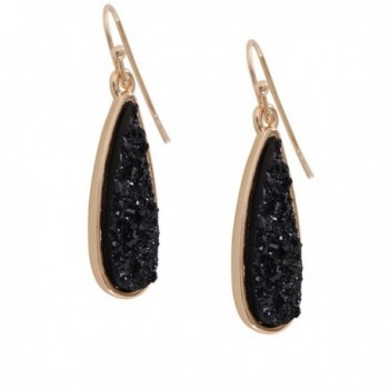 Humble Chic Simulated Druzy Dangles