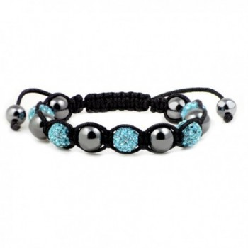 Accents Kingdom Magnetic Shamballa SimulatedAquamarine - 03 - Simulated Aquamarine - CV11YWHPO5F
