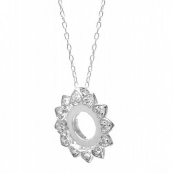 Kameleon Jewelry KP038 Sunflower Pendant