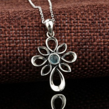 Sterling Vintage Necklace Pendant Jewelry
