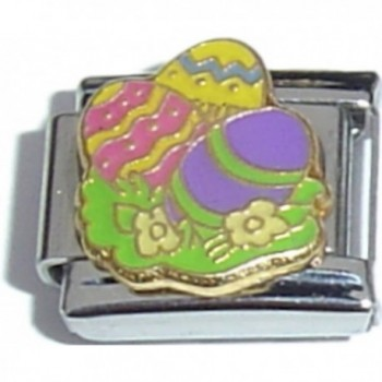 Easter Eggs Italian Charm - C7110OX81TH