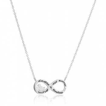 Disney Sterling Laughter Timeless Necklace