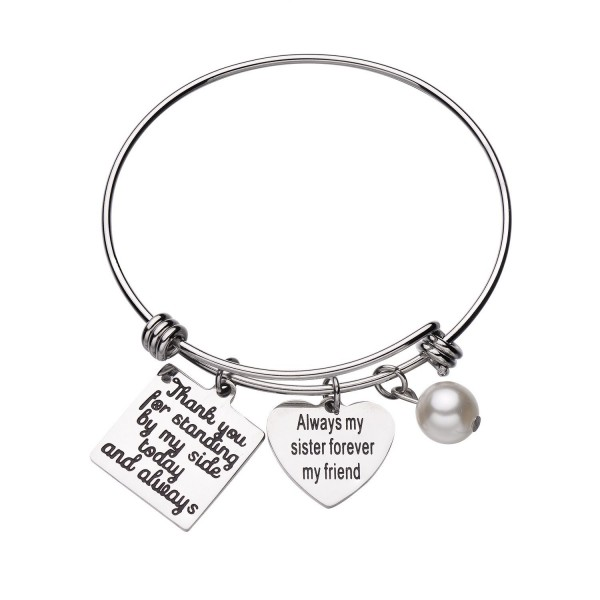 1d36921ebc336 CJ Wedding Bridesmaid Bracelet Jewelry - C2182WXAY8H