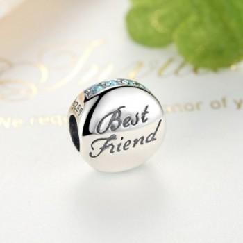 Sterling Silver Friendship European Bracelets