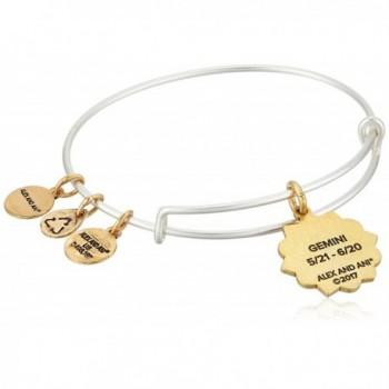 Alex Ani Womens Gemini Bracelet