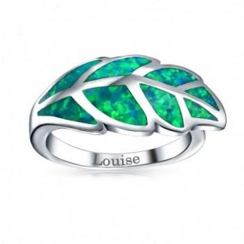 Bling Jewelry Silver Green Motif