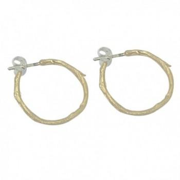 Michael Michaud Retired Driftwood Post Earrings 3048 BZG Retail Price $38 - C3187CZUO2O