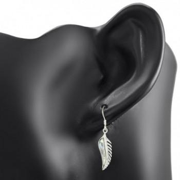 Oxidized Sterling Vintage Natural Earrings in Women's Drop & Dangle Earrings