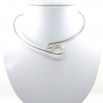 Diameter Neckwire Adjustable Fashion JE 0059N in Women's Choker Necklaces