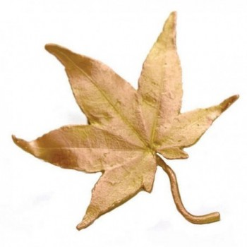 Michael Michaud Retired Japanese Maple Lapel / Tack Pin 5842 Retail Price $52 - CP12MEX22J9