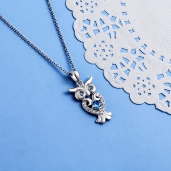 Sterling Silver Lucky Necklace Women