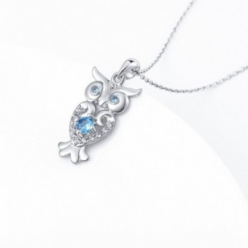 Sterling Silver Lucky Necklace Women in Women's Pendants
