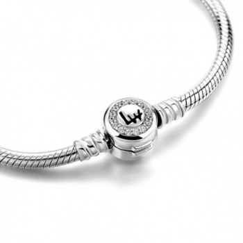 Long Way Sterling Bracelets 7 5inches