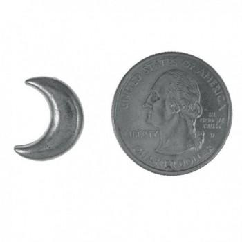 Crescent Moon Lapel Pin Count