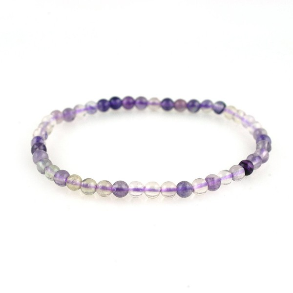 Power Mini Fluorite Bracelet - Insight - CW1172ORGFB