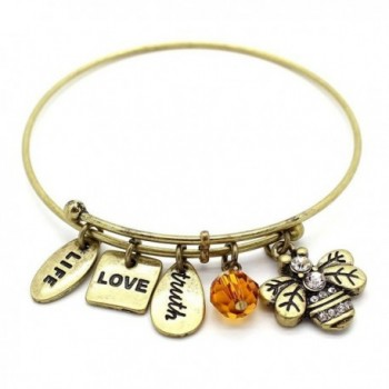 KIS Jewelry Symbology Bumble Bangle Bracelet - CM128KXKXPR