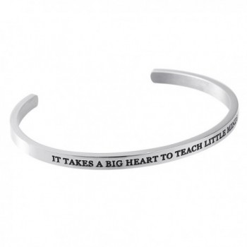 Jewelady Personalized Teachers Stainless Graduation