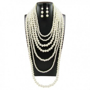 Yuhuan Fashion Jewelry Statement Necklace