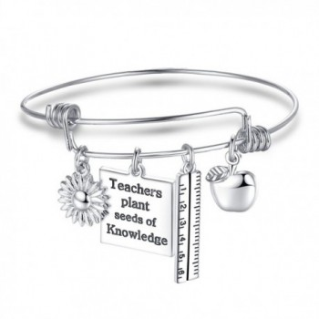Udobuy Teacher Bracelet Teacher Appreciation Teachers - Bracelet 1 - CU12IW97S1V