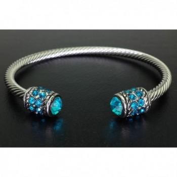 Falari Crystal Bracelet Included B0720 BZ