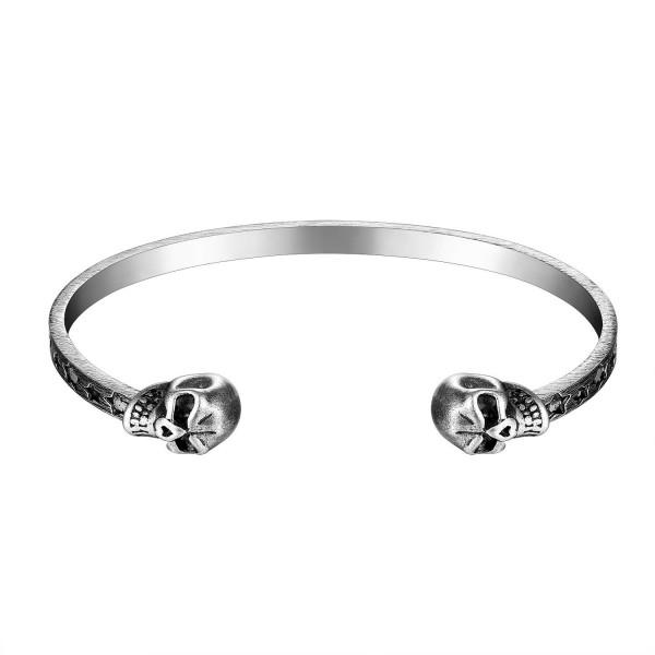 FGA Adjustable Bracelet Stainless Blackened - C3187MUWCQ4