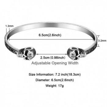 FGA Adjustable Bracelet Stainless Blackened