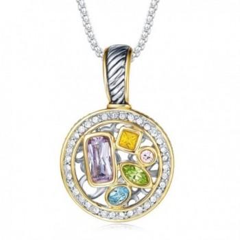 UNY Pendant Necklace Designer Inspired - C1185U8W0UE