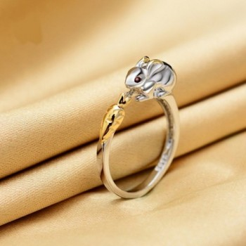 Ztuo Sterling Silver Zircon Chinese