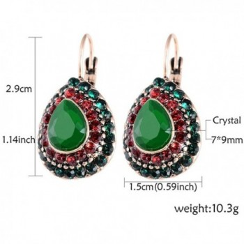 Menglina Fashion Vintage Raindrop Earrings