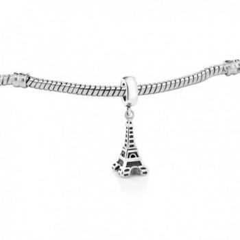 Sterling Silver Paris Eiffel Length