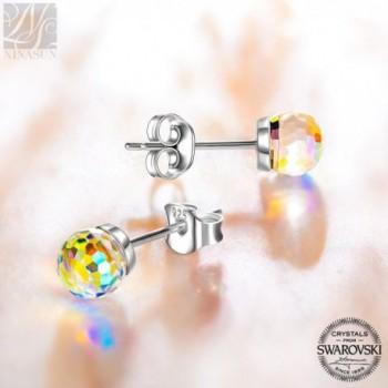 Earrings NINASUN Fantastic Swarovski Girlfriend in Women's Ball Earrings